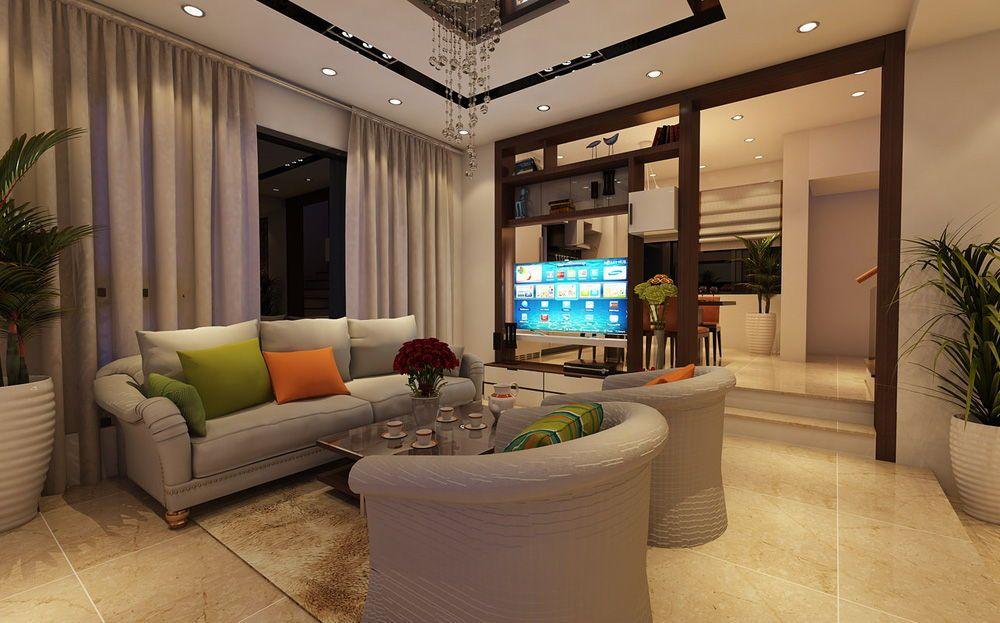 Nội thất phòng khách hiện đại hướng tới người sử dụng