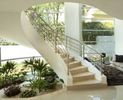 Thiết kế phong thủy gầm cầu thang