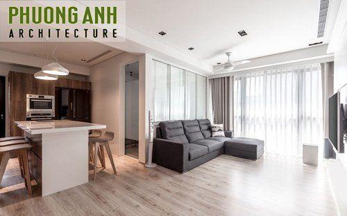 Thiết kế nội thất chung cư SHP Plaza giản dị có chỗ ở cho thú cưng | CC-0107