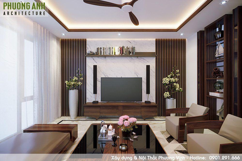 Phong cách thiết kế phòng khách mới của năm 2018 được nhiều người ưa thích mau-thiet-ke-noi-that-phong-khach-nha-ong-dep