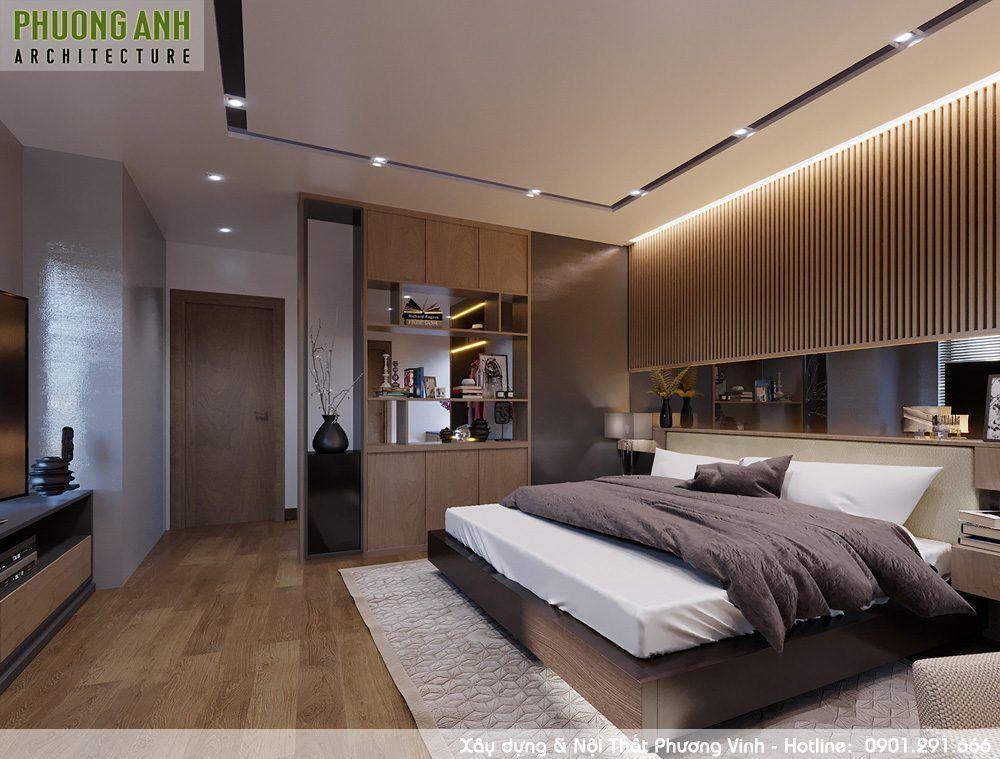 Mẫu phòng ngủ sang trọng dành cho gia chủ