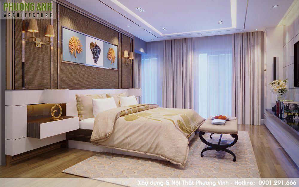 Những ý tưởng độc đáo thiết kế nên phòng ngủ đẹp, sinh động và không tạo cảm giác bí bách