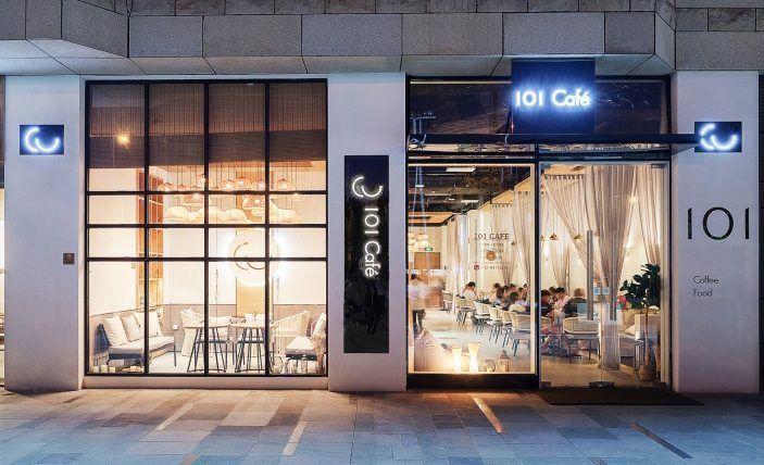 Thiết kế quán cafe đẹp độc đáo tại Hải Phòng