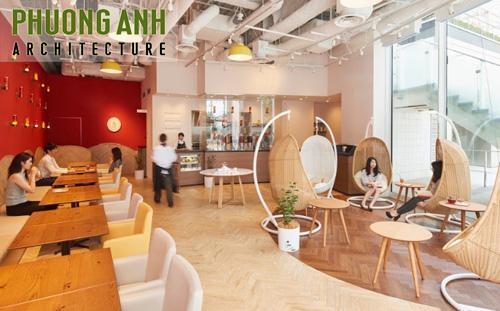 Thiết kế quán cafe đẹp, độc và lạ chi phí rẻ