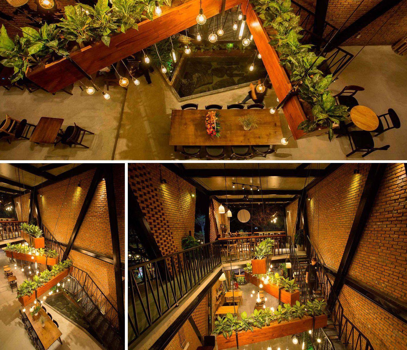 Thiết kế và thi công quán cafe đẹp hiện đại hấp dẫn khách hàng