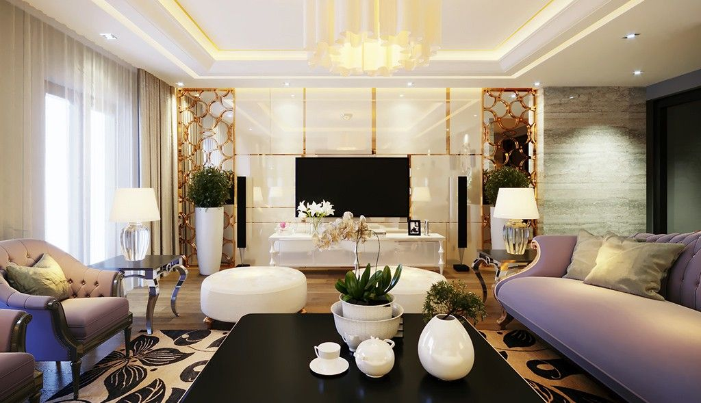 Thiết kế nội thất biệt thự Vinhomes Imperia Hải Phòng - Sang trọng đẳng cấp