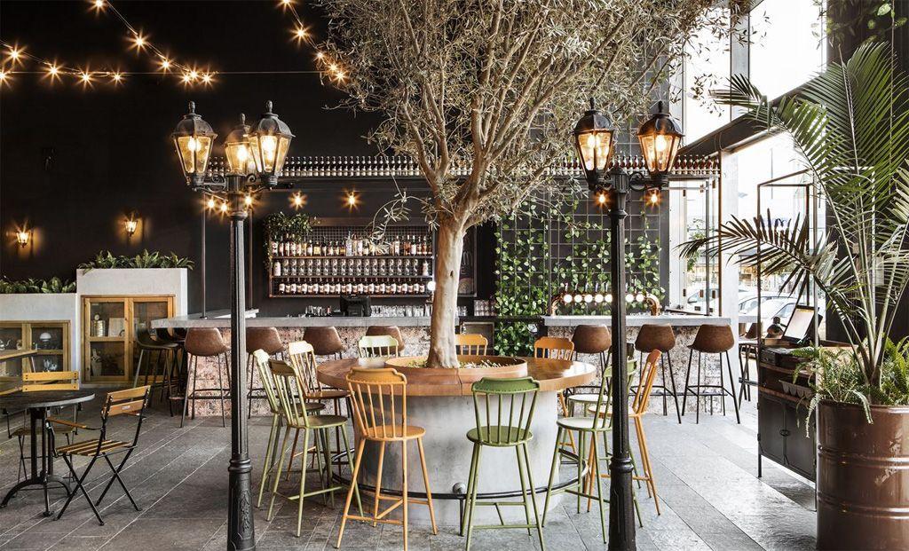 Thiết kế quán cafe đẹp độc đáo gây hút khách