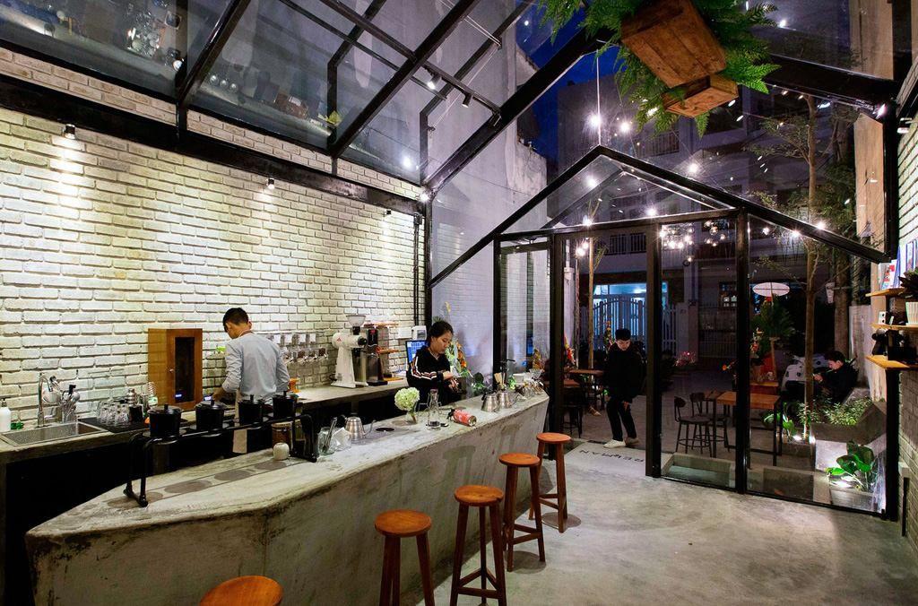 Hướng dẫn thiết kế nội thất quán cafe thu hút khách