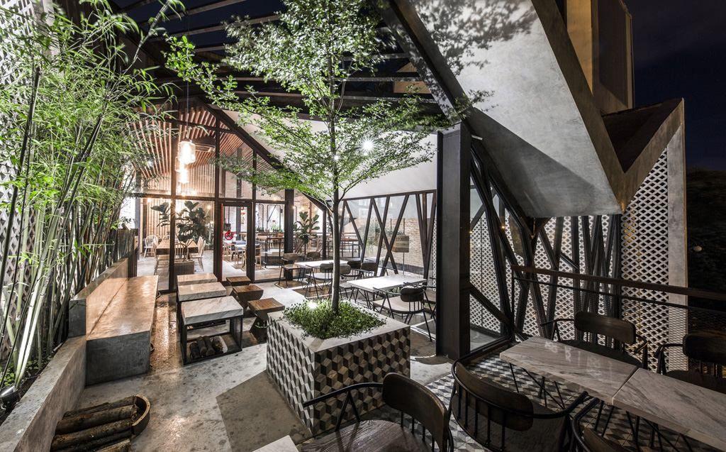 Hướng dẫn trang trí nội thất quán cafe đẹp