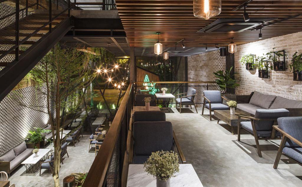 Thiết kế quán cafe Hải Phòng đẹp