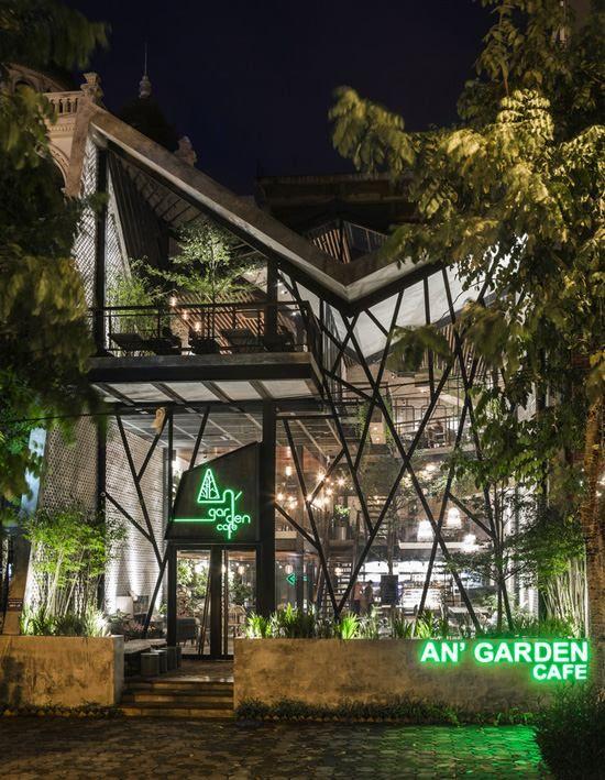 Thiết kế nội thất quán cafe Hải Phòng đẹp