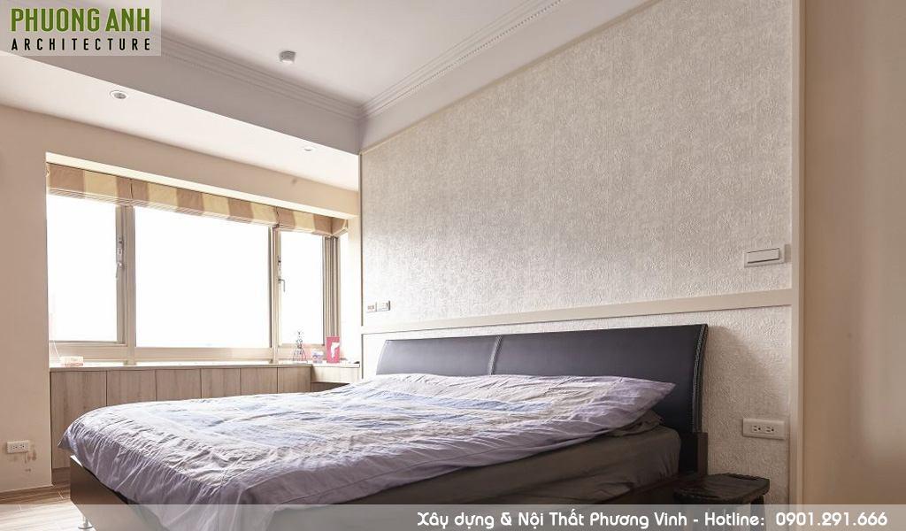 Cải tạo nội thất phòng ngủ đẹp giá rẻ