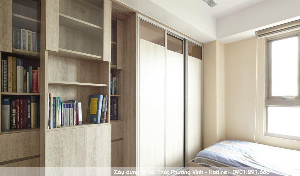 Hoàn thiện nội thất phòng ngủ Hải Phòng