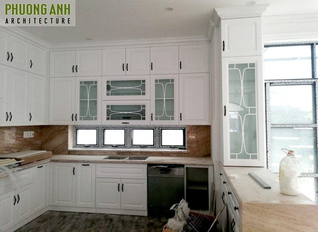 Thi công nội thất trọn gói phòng bếp