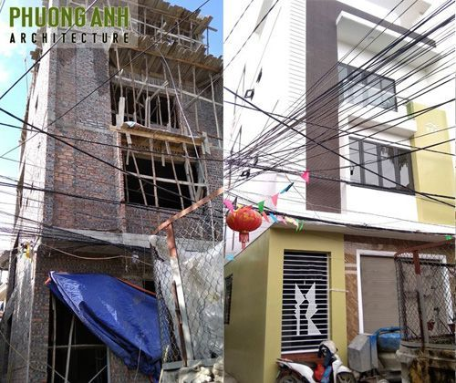 Xây nhà trọn gói 4 tầng tại Hải Phòng | Quy trình xây nhà chuyên nghiệp