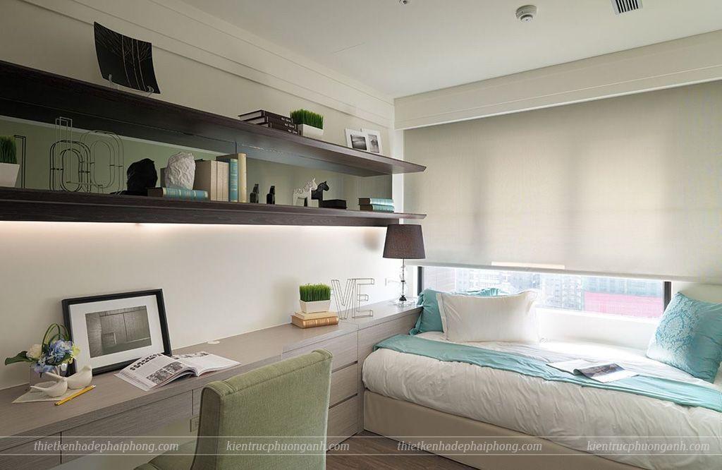 Hướng dẫn thiết kế phòng ngủ nhỏ đẹp