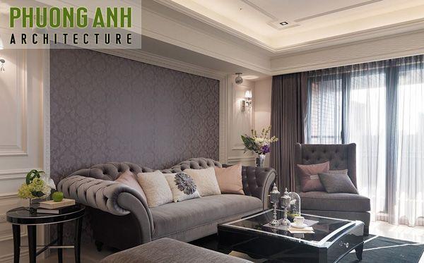 Thiết kế thi công nội thất chung cư Sky Park Residence | CC 243