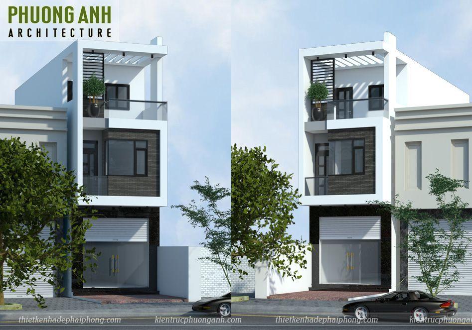 Mẫu Thiết kế nhà đẹp - Sang trọng, hiện đại!