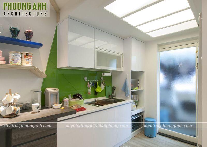 Cải tạo sửa chữa phòng bếp nhỏ hẹp