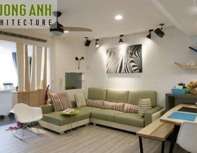 Hướng dẫn cải tạo nội thất chung cư đẹp đơn giản