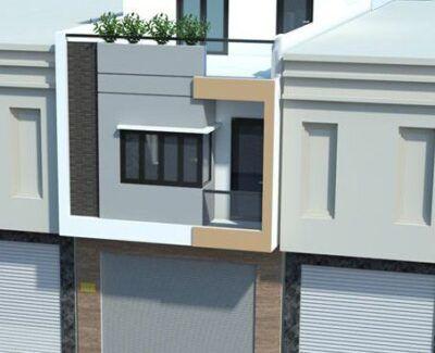 Hướng dẫn tính chi phí xây nhà 2 tầng chính xác nhất