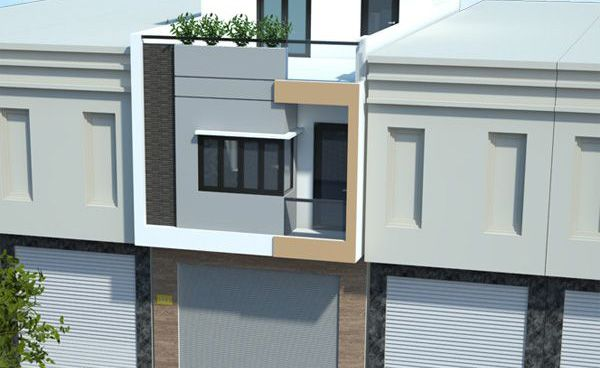 Chi phí xây nhà 2 tầng 2020 - Mẹo tính chi phí xây dựng đơn giản