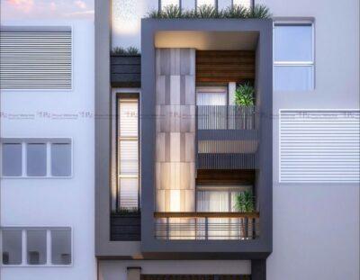 20 mẫu mặt tiền nhà phố đẹp ấn tương