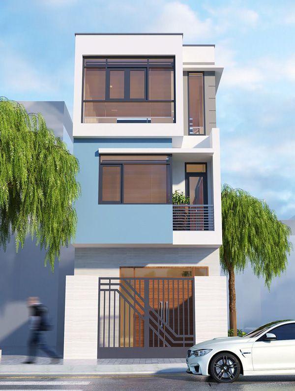 Tổng hợp 25 mẫu nhà 3 tầng đẹp đang gây sốt năm 2020