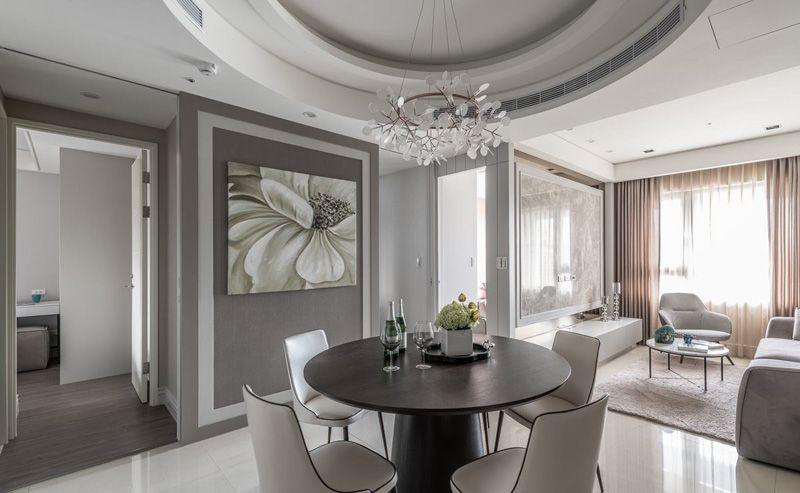 Đổi mới phòng ăn với thiết kế bàn tròn để tăng sự thân mật