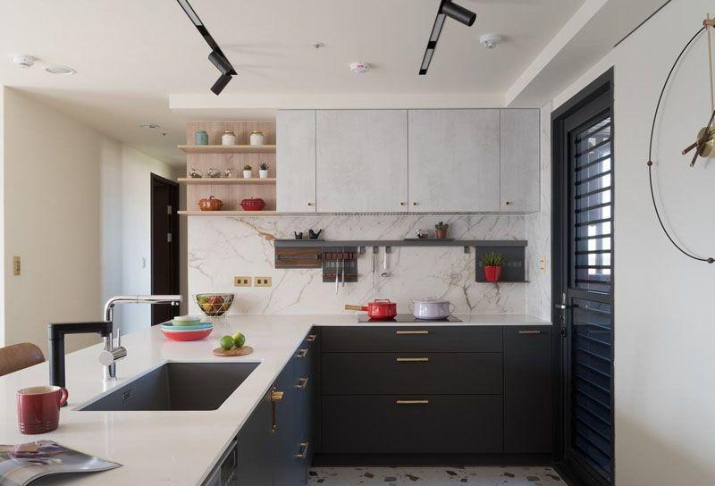 Hướng dẫn trang trí phòng bếp nhà ống đẹp mà đơn giản