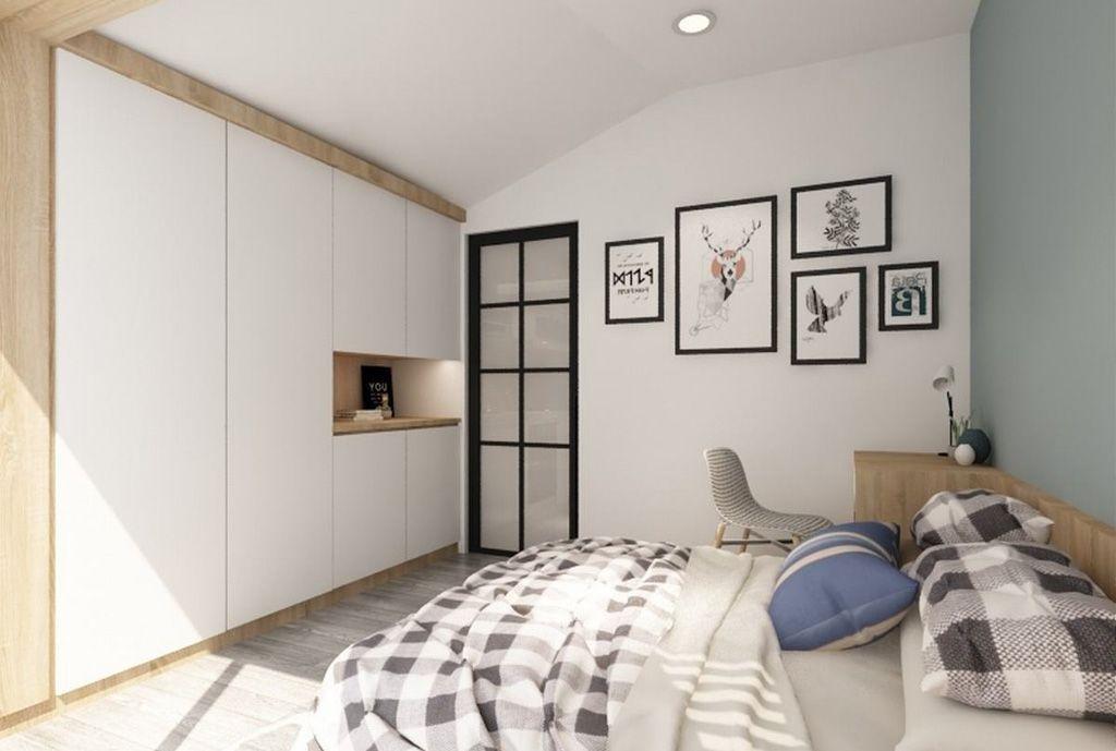Nội thất chung cư đơn giản mà đẹp