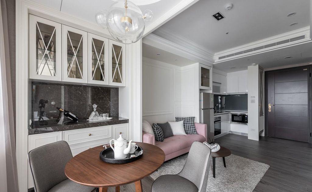 Thiết kế nội thất chung cư kiểu Mỹ