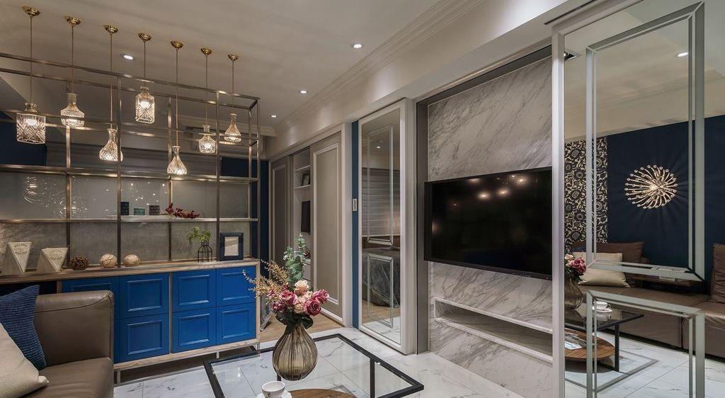 Nên lựa chọn vật liệu trong suốt cho chung cư có diện tích nhỏ