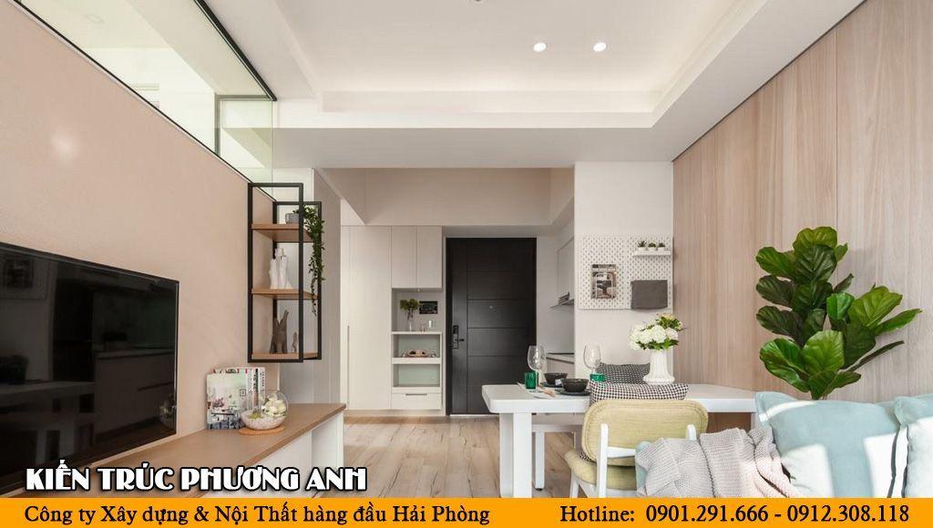 Công ty Thiết kế thi công nội thất hàng đầu tại Hải Phòng, Hà Nội và các tỉnh lân cận
