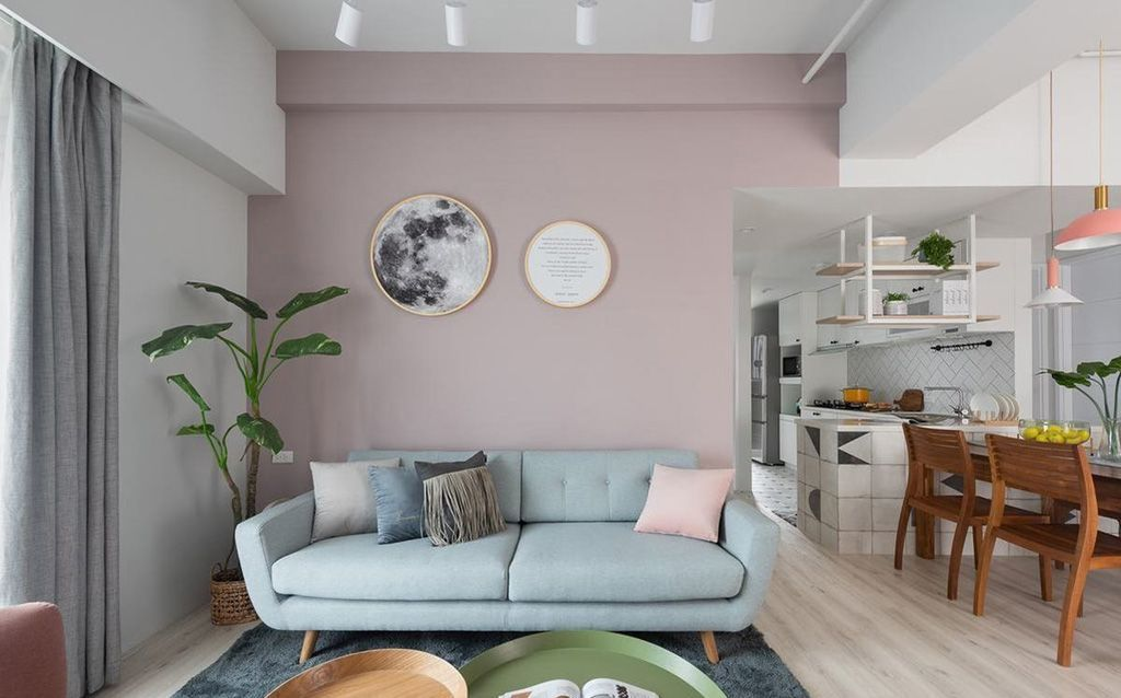 Thiết kế thi công nội thất chung cư trọn gói