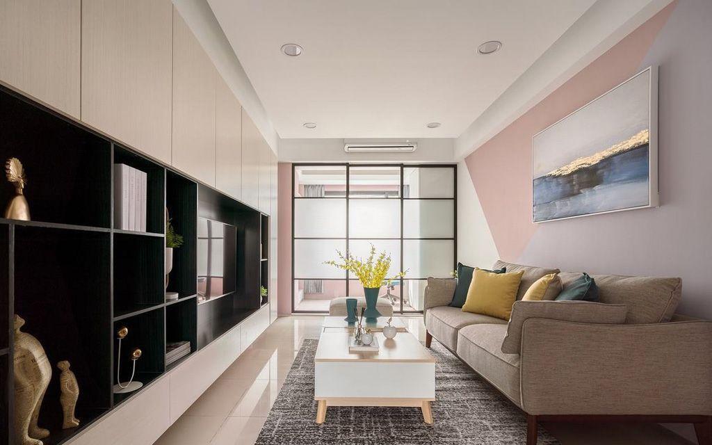 Cách trang trí phòng khách chung cư nhỏ