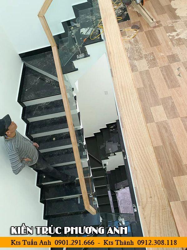 Hoàn thiện nội thất nhà phố 4 tầng ở Hải Phòng