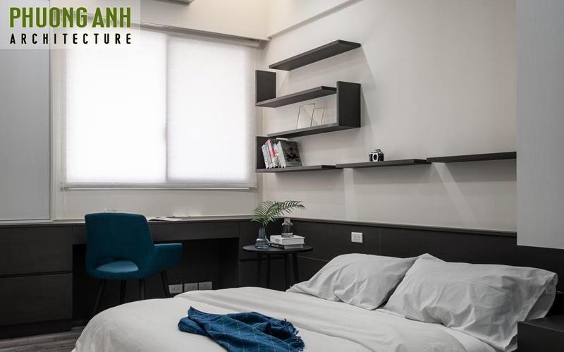 Thiết kế phòng ngủ 20m2 dễ dàng