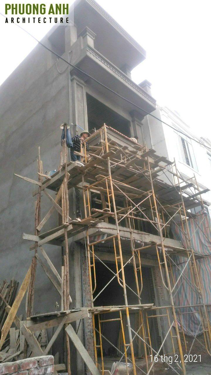 Xây dựng nhà phố trọn gói giá rẻ