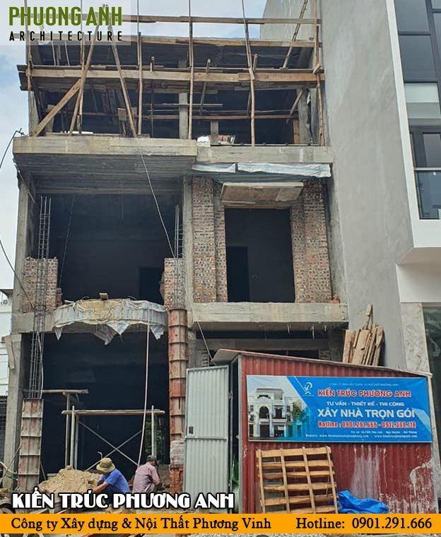 Xây nhà trọn gói tại Quận Ngô Quyền, Hải Phòng