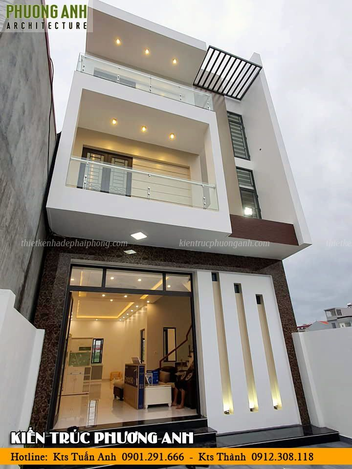 Công ty xây nhà trọn gói giá rẻ tại Hải Phòng