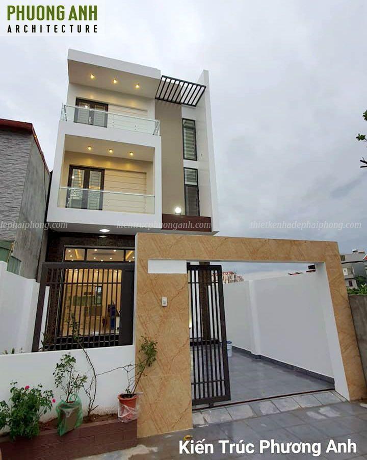 Chi phí xây nhà 3 tẩng 70m2